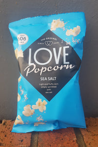 Love Popcorn - Sea Salt