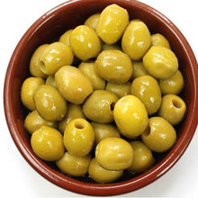 Load image into Gallery viewer, Pitted Green Manzanilla Olives