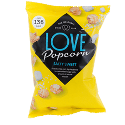Love Popcorn - Salty Sweet