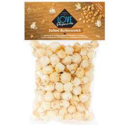 Salted Butterscotch Popcorn