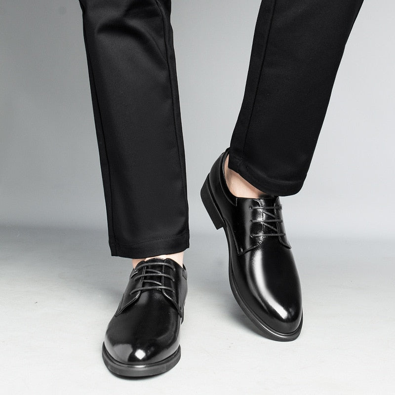 Midnight Breathable Oxfords - Naxify