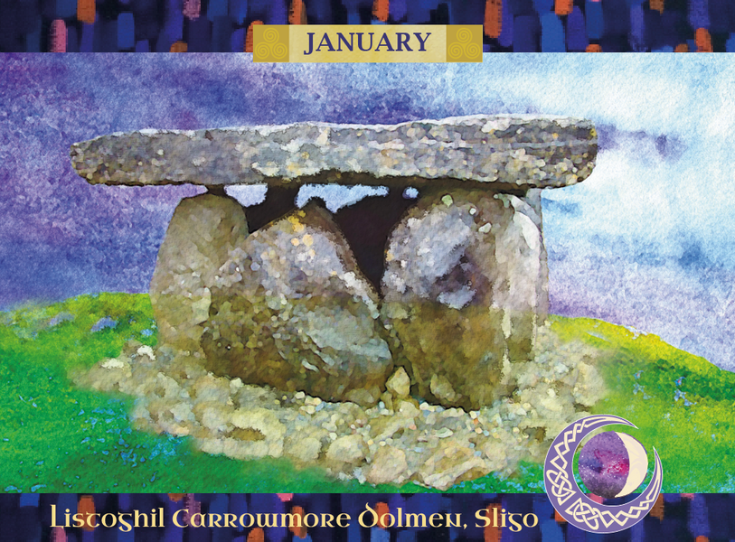 The largest and oldest collection of Stone Circles and Dolmens in Ireland