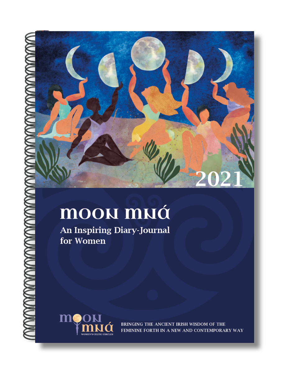 Moon-Diary-datebook-journal-2021