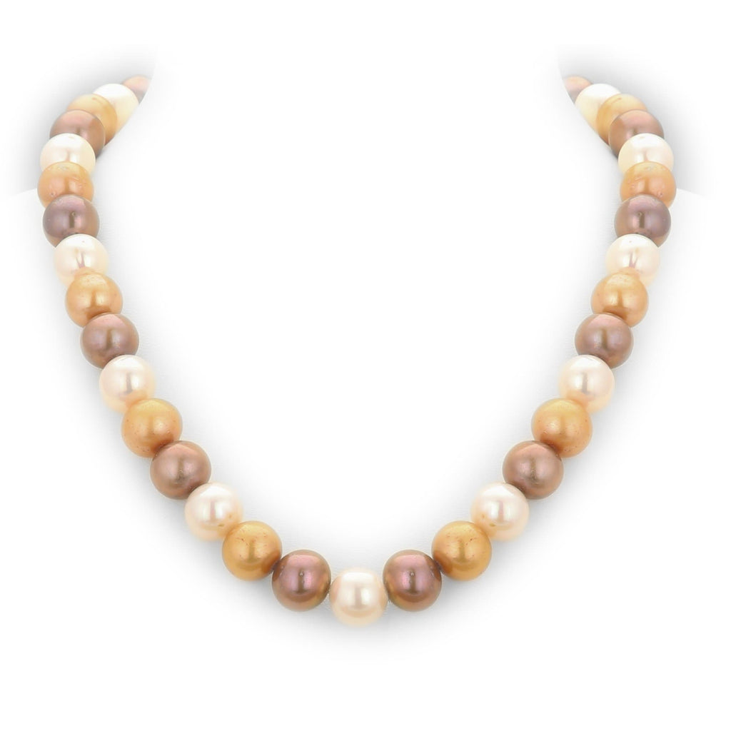 Multi Color -Pearl -String -S1865 KrishnaPearlsandJewellers