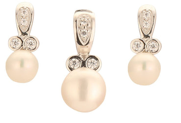 Pearls -Pendants -Fancy Earrings -P0737 KrishnaPearlsandJewellers