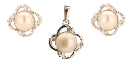 Pearls Pendants -Matching -Earrings -P0720 KrishnaPearlsandJewellers