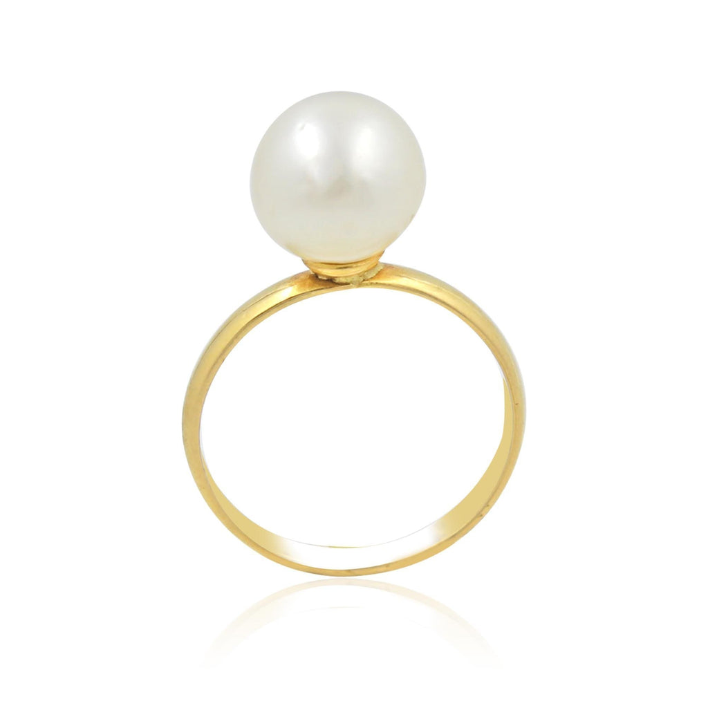 South Sea Pearl Ring-GRSS001 KrishnaPearlsandJewellers