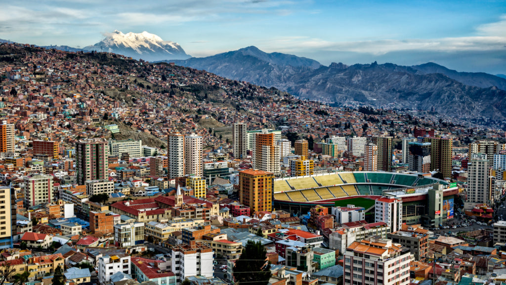La Paz One Of The Seven Urban Wonders Of The World Beyondbeanie