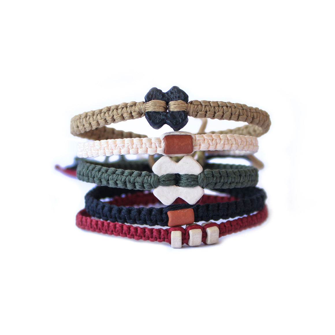 Save Homeless Cats And Dogs Bracelet Pack