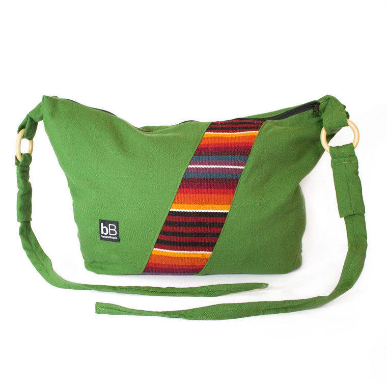 Green Andina Summer bag