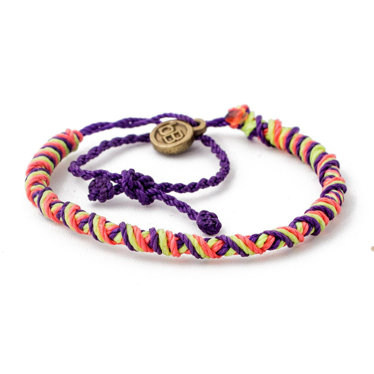 Carnival Russian Purple Bracelets With A Cause cover