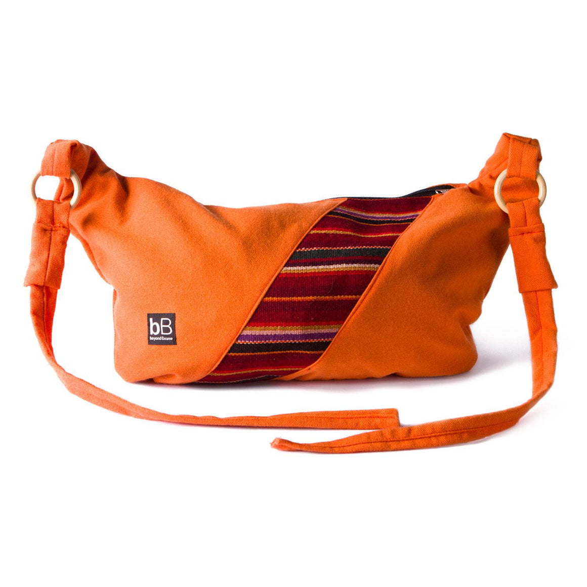 Orange Andina Summer bag