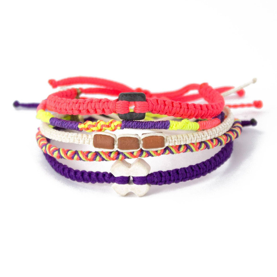 Alzheimer's Awareness Bracelet Pack