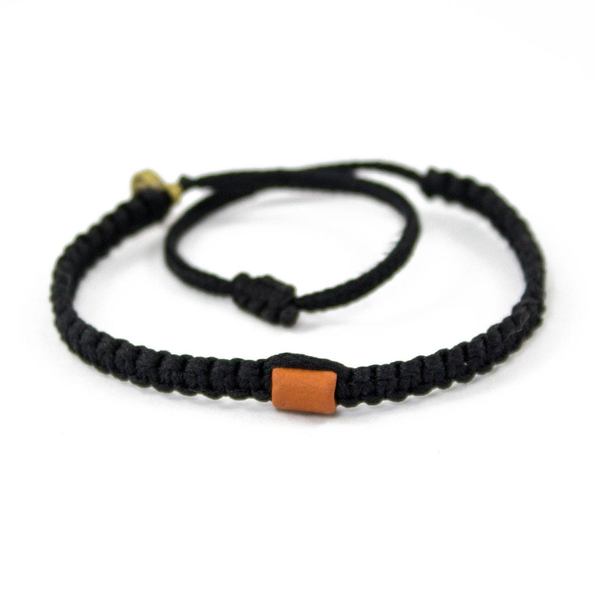 Brown Cuzco Carbon Black bolivian bracelets cover
