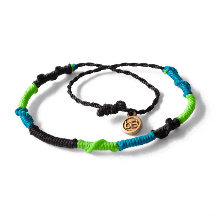T'hiti Licorice Black beach bracelets cover