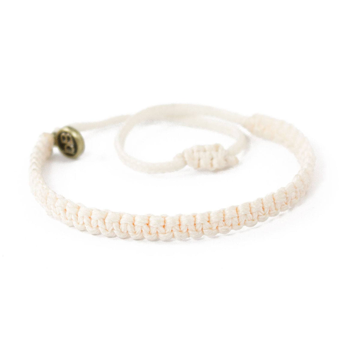 Andel Urban Khaki Knotted Charity Bracelet Cover
