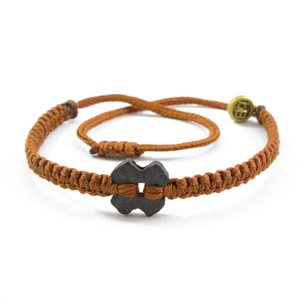 Black Tinkus Sweet Caramel donation bracelets cover
