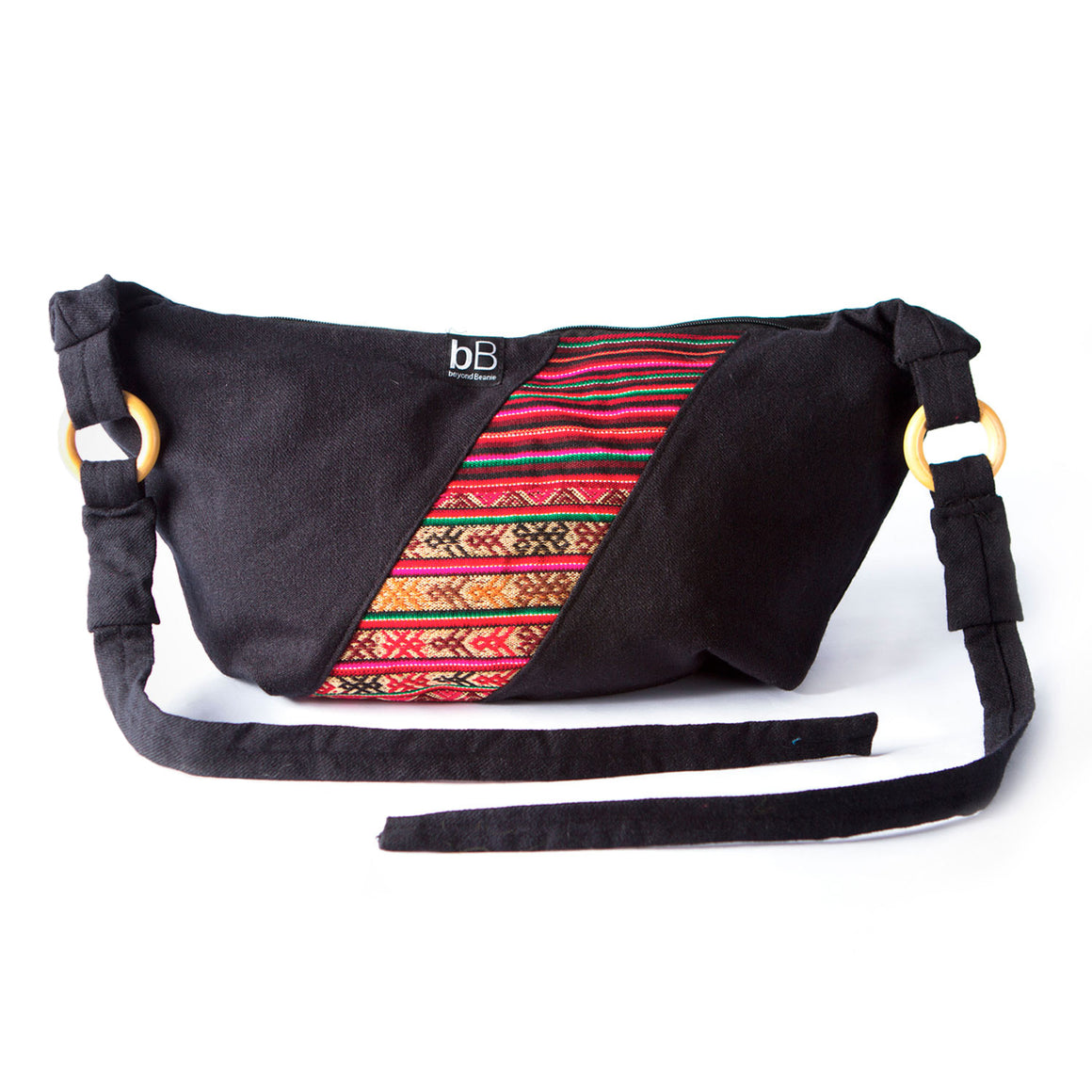 Black Andina Summer Bag