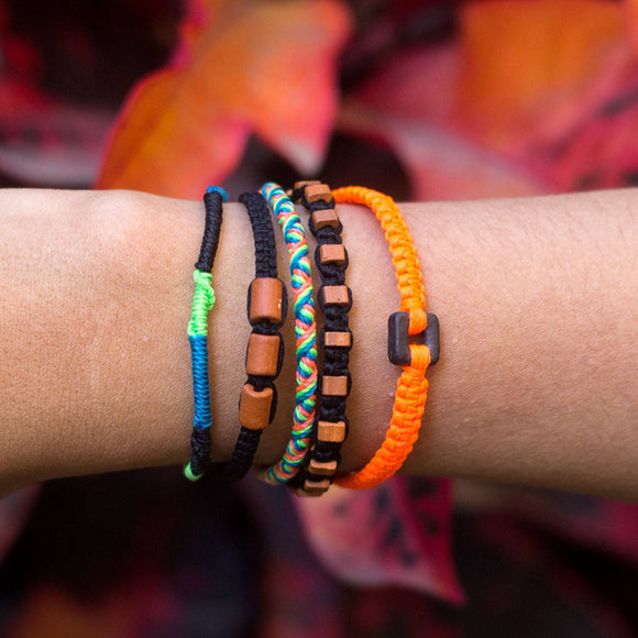 Save the Rainforest Bracelet Pack