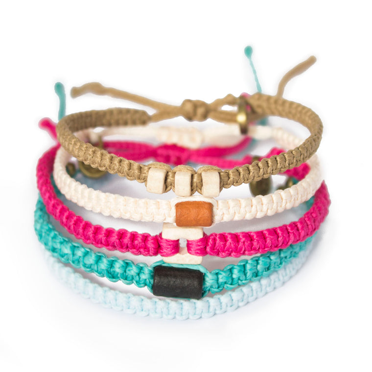 Waste and Recycling Support Bracelet Pack