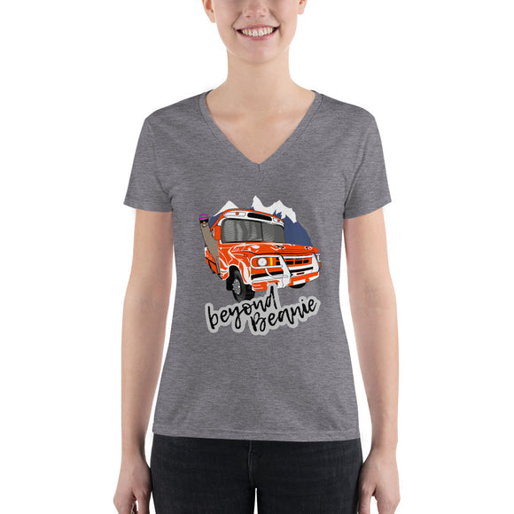 Keep Calm & Enjoy your Bolivian Ride - Women's Long Body Urban Tee
