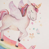 SIF028 Cute Unicorn Rainbow Themed Baby Photo Album
