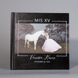 SIF025 Miss XV Quinceañera Photo Album