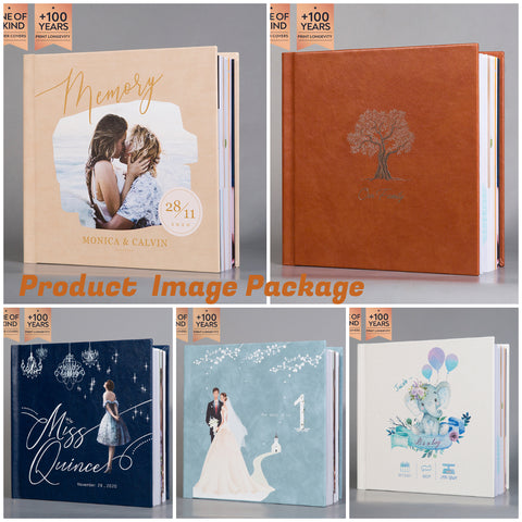 Photo Album Image Package