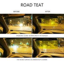 Load image into Gallery viewer, Adults New Night Vision Glasses Driving Yellow Lens