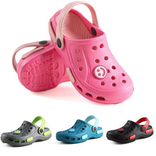 Load image into Gallery viewer, Color Mules Children Shoes Indoor or Outdoor Slippers
