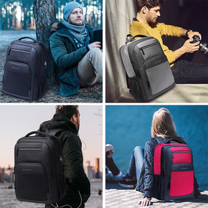 Fashiostyle Multi-function Adult USB Charging Laptop Backpack