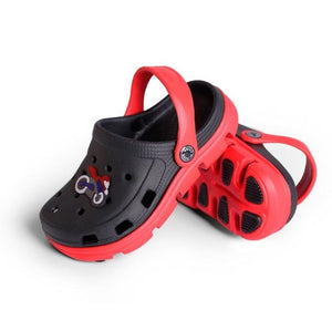 Color Mules Children Shoes Indoor or Outdoor Slippers