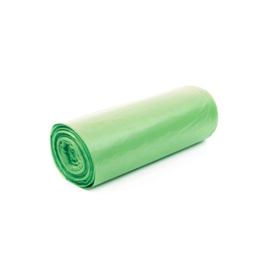 Garbage Bag Green Large 10pcs