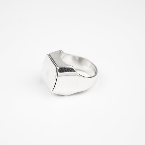 Square Secret Ring