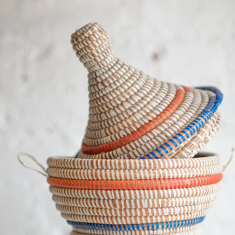 Senegalese Basket with Handles