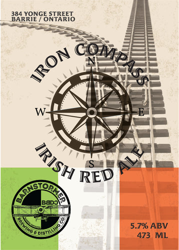 Iron Compass Irish Red Ale