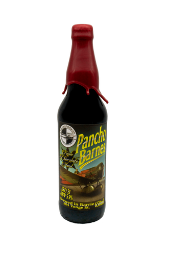 Pancho Barnes Triple Chocolate Stout - Limited Edition 650ml Bottle