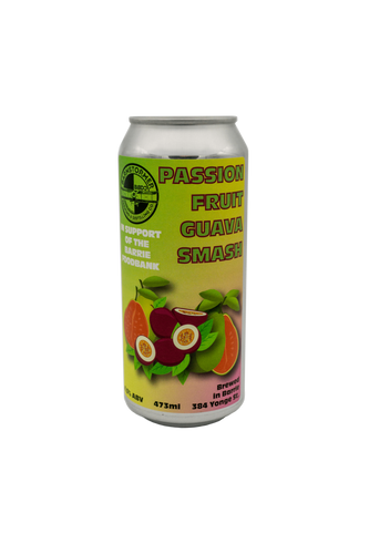 Passion Fruit Guava Smash