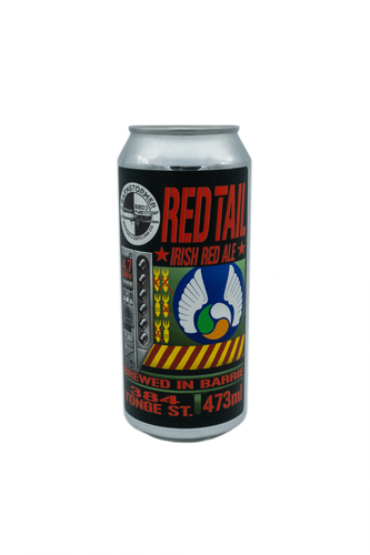 Red-Tail Irish Red Ale