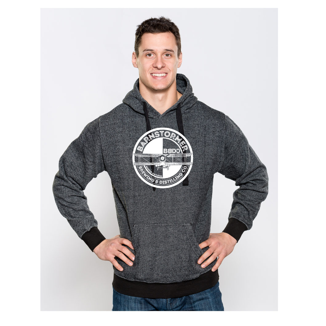 Heavy Weight Marled Premium Hoody