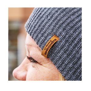Slouchy Wool Toque