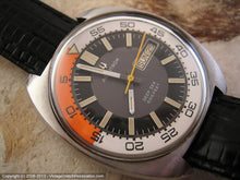 Load image into Gallery viewer, Massive Deep Sea 666 Feet Accutron Divers, Electric, Massive 42x46mm