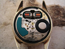 Load image into Gallery viewer, Accutron Railroad Approved 24-Hour Dial, Electric, Large 35mm