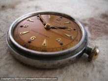 Load image into Gallery viewer, Original Copper Dial Shock-Absorber Benrus, Manual, 33mm