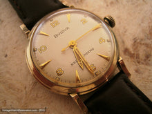 Load image into Gallery viewer, Pristine Bulova Self-Winding, Automatic, 31mm