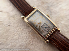 Load image into Gallery viewer, Bulova 1939 in Deco Case, Manual, 21x40mm