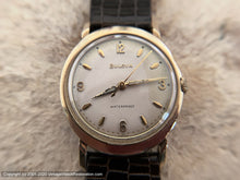 Load image into Gallery viewer, Bulova Oval Shape Case c.1962, Manual, 32x41mm