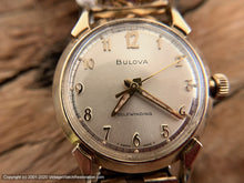 Load image into Gallery viewer, Bulova Self-Winding with Bold Lugs, Manual, 31mm