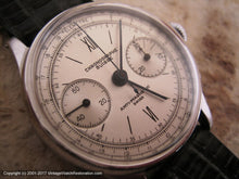 Load image into Gallery viewer, Chronograph Suisse Telemetre Scale, Manual, Large 35mm