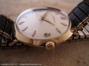 Croton Nivada Grenchen 'Aquamatic' in Elegant Tapered Case, Automatic, 34mm
